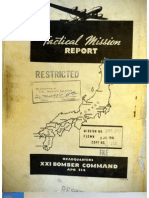 21st Bomber Command Tactical Mission Report 240, 243
