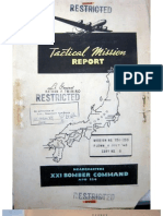 21st Bomber Command Tactical Mission Report 251-255