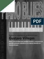 Blues Piano (Metodo Para Partituras