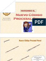Nuevo Codigo Procesal Penal