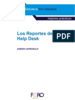 Reportes de Un Helpdesk