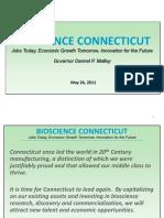 Bio Science Connecticut Final 5 26 11