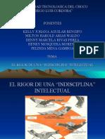 Diapositivas Del Rigor