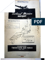 21st Bomber Command Tactical Mission Report 284, 290