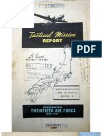 21st Bomber Command Tactical Mission Report 312