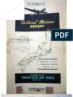 21st Bomber Command Tactical Mission Report 321etc