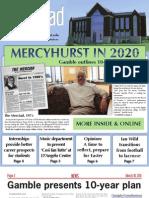 The Merciad, March 16, 2011