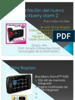 Presentacion Blackberry