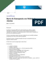 Catalogo de Accesorios Para Control de Accesos