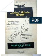 21st Bomber Command Tactical Mission Report , POW Supply, Part1