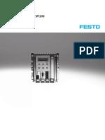 Festo Control Ad Or de Ejes ion General de Control Adores de Ejes Spc200 380606