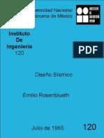 120 COMENTARIOS DE DISEÑO SISMICO