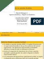 9 -  Parcelas divididas en SPSS