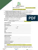 Prova de Saúde - Formulariodeinscricaoatual