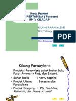 Kerja Praktek UP IV Cilacap