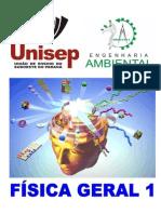 APOSTILA FISICA GERAL I - 2ª Ed.