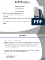 Bank Presentation