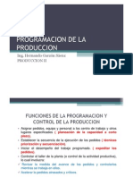 Programacion de La Produccion Modo de ad