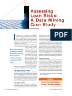 Assessing Loan Risks