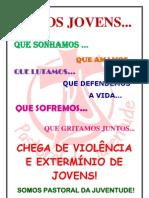 MATERIAL Violência e exterminio de jovens