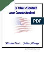 Career Counselors Handbook