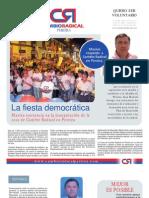 Periodico Cambio Radical Pereira