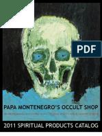 PDF Papa Monte Negro 2011 Catalog
