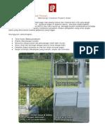 Galvanized Fence (Pagar BRC)