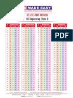 Ies E&T 2011 Solution Paper-I
