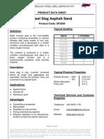 Asphalt10mm Aggregate SFS500