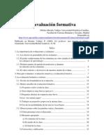 Evaluacionformativa