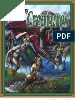Weg51015e - Fantasy Creatures