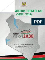 Medium Term Plan 2008-2012