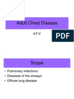 Adult Chest Disease