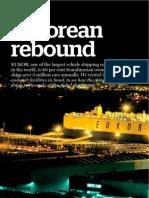 """""""A Korean Rebound"""", för Shipgaz"""