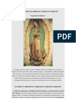 Los Misterios de La Imagen de La Virgen de Guadalupe