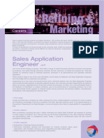 Sales Application Engineer