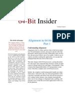 64-Bit Insider Volume 1 Issue 1