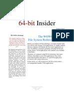 64-Bit Insider Volume 1 Issue 5