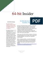 64-Bit Insider Volume 1 Issue 9