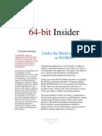 64-Bit Insider Volume 1 Issue 12