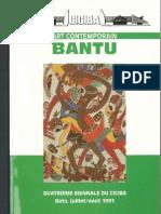Art contemporain bantu