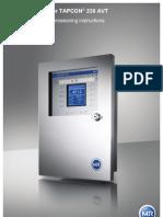 2224205 00 en TAPCON230-AVT Installation-Instructions F0222700[1]