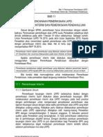 Panduan Pemeriksaan LKPD Bab 11-13