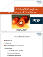 Palm Oil Mill Bio Refiner