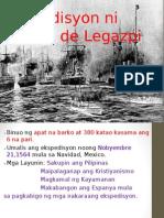 Ekspedisyon Ni Miguel de Legazpi