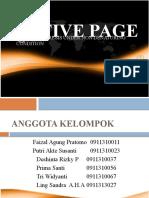 Native PAGE Klmpk 1