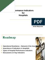 Hospital Performance Indicators