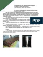 Initial and Definite Treatment of Femur fractures with Monolateral External Fixation. Daniel Colletta, Osvaldo Cordano, Alberto Vaccarelli, Claudio Guerreiro