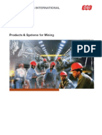 DSI-Products and Systems of Mining